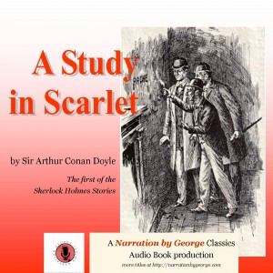 A Study in Scarlett CD cover