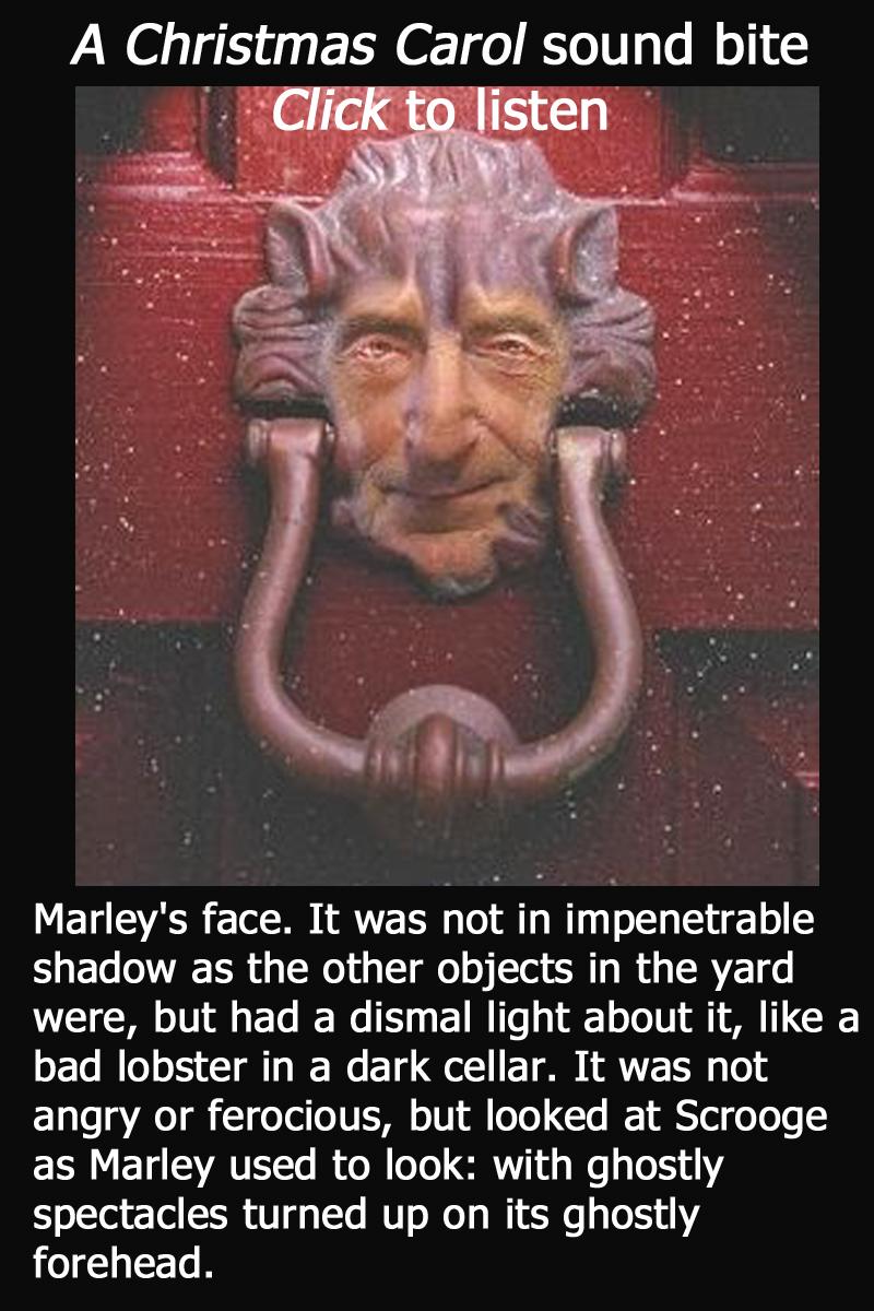 ACC 4-Marley in the door knocker