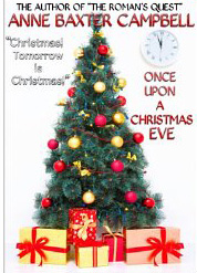 Once Upon a Christmas Eve cover