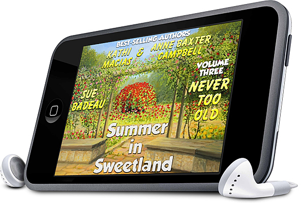 Summer in Sweetland cover