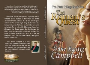 The Romans Quest cover
