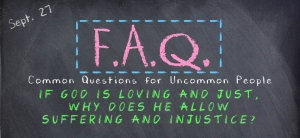 FAQ #2-Just God